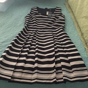 BNWT!  MSK size 8 striped dress.